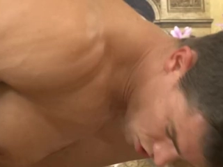 Kris Evans fuck power bottom Christian Lundgren