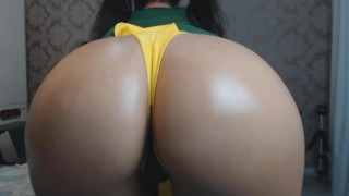 WORLD CUP 2018 JOI JERK OFF INSTRUCTION ENGLISH AND PORTUGUESE Talking