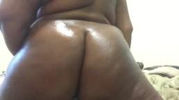 Oiled ass worship teaser