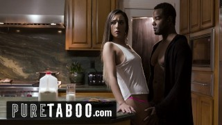PURE TABOO Jaye Takes Creampie to Please Father-in-Law