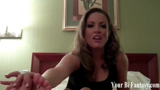 Bisexual Femdom And Strapon Domination Videos
