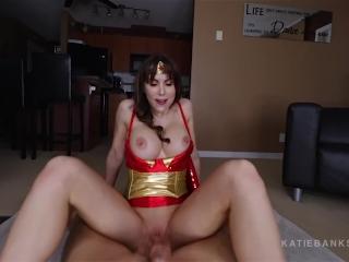 Wonder Women Needs Your Cum