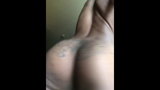Sexy Hot Ebony Babe Blac Harley has the Perfect Body and Ass for Twerking