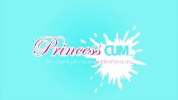 PrincessCum - Teen Riley Reid Fights With StepSis For Bros Cum! S2:E2