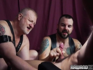 Jolanda And Wolfram Have Some Anal Fun