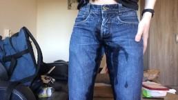 Wetting my pants 3