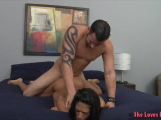 Lyla Storm Loves Matt Heritage