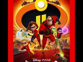 I Watched Incredibles 2 At Regal Cinema Sawgrass 23 & IMAX