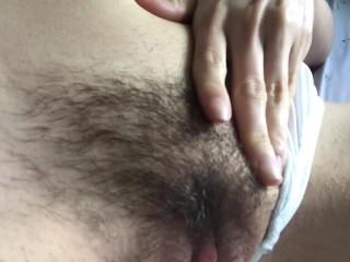 Hairy Tattooed Teen Teasing