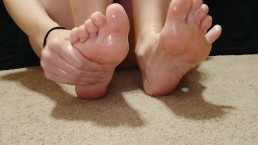 [REQUEST] Rubbing My Soft Feet