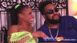 Ebony SLUT gets nasty on small dick Flashing public