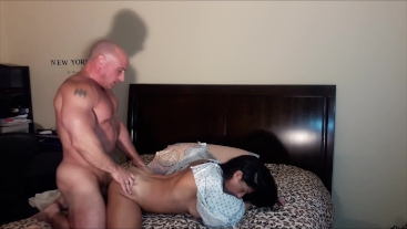 Alexis Rain in my step sister with a sex problem