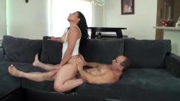 Cum in Alexis pussy