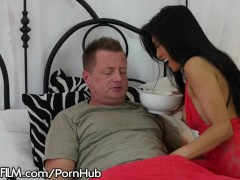 Asian Teen Knows Just What 2 Do 2 Make U Feel Better Daddy