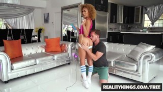 Round mason xianna gamer kyle kings and booty hill reality brown realitykings babe