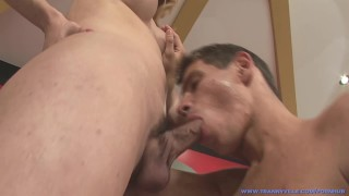 Dude fucks tit marinetto then big star slut ts cock danielly gets sucked ass brazilian