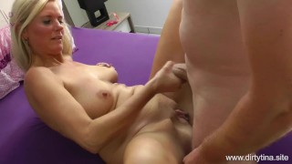 My my mega and on pussy tits final cumshot deutsche on