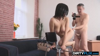 Young cage evelyn fucked gets hard anal dirty brunette flix brunette photoshoot