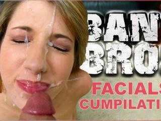BANGBROS - Epic Facial Fest Cum Shot Compilation Featuring Preston Parker