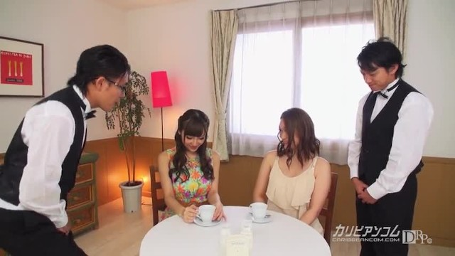 【無】執事愛撫喫茶 第6章 椎名ひかる Hikaru Shiina 3