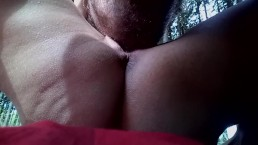 close up licking pussy with shaking in the endless orgasm