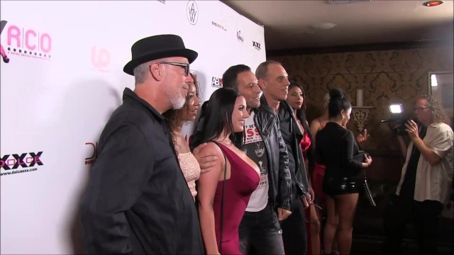 Amateur porn awards boston - Xrco awards 2018 red carpet part 6