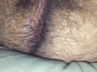 I cum from my ass I like it