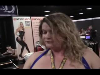 Kimmie Kabooms with Jiggy Jaguar Salina Media Connection Denver Co