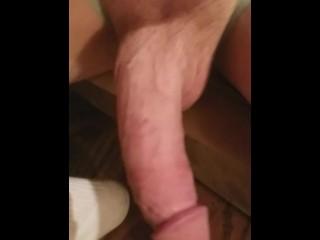 Dick rub