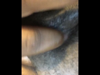 Making my wet Pussy cum while watching porn