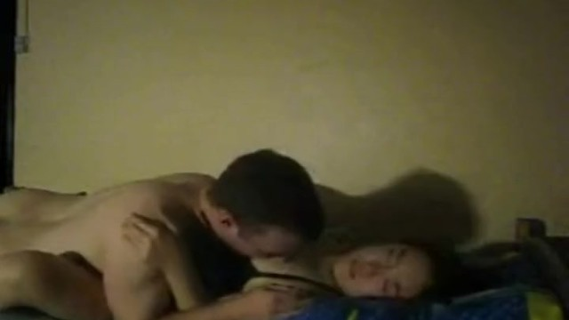 Very intimate and raw missionary fuck time for the girl 18