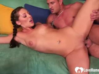 Kinky babe wants his big hard prick