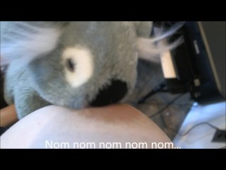 AwesomeKate - Secret Video ft. Koala Bear Naked