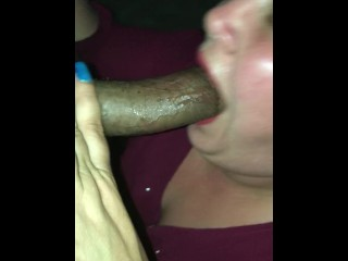 Want more you get more BBC BBW Facial