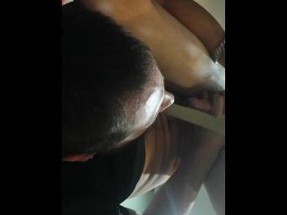 Hot selfsuck - to accidental cumshot