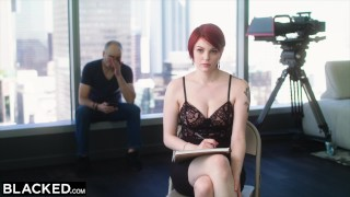 BLACKED Bree Daniels Gets Dominated By A Monster BBC Cock big