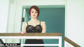 Daniels gets a blacked bree dominated monster by bbc anal first