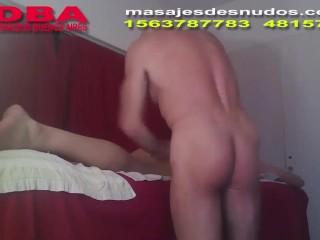 BODY MASSAGE DESNUDOS MASAJISTA EN BUENOS AIRES