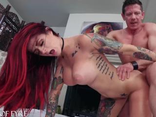 FUCK LOVE MAKE PORN -Tana Lea & Laz Fyre