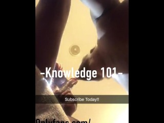 Knowledge 101 angle 1