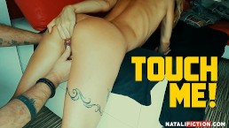 I want you to touch me and masturbate me after sunbathing - Natali Fiction
