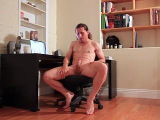 Zuul Gozer Indulges in Secret Delightful Arousal