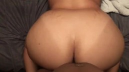Ass So Fat And Pussy So Wet I Couldn't Last