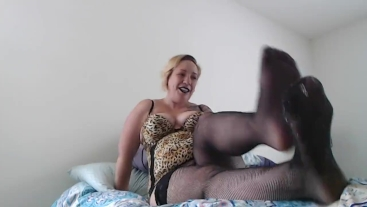 FemDom JOI with Foot Fetish