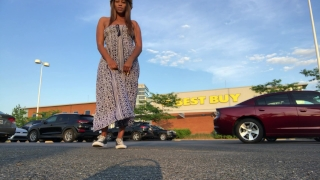 Peeing at crowded Best Buy parking lot.  pee desperation public piss parking lot quickie hairy pussy outdoor outside blowjob caught in public public squirting public sex outdoor pissing mochalamulata parking lot fucking outside public pee
