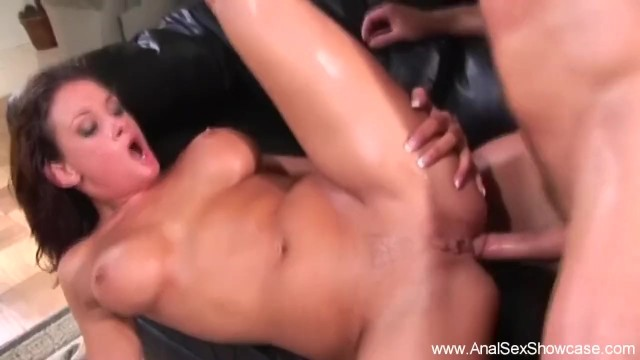 Tory Endures Intense Sex Including Rough Anal
