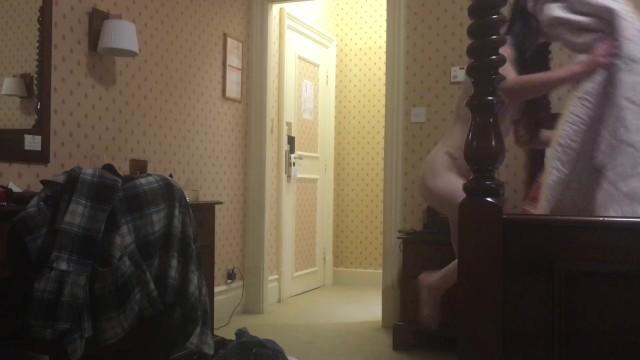 Flashing Hotel Room Service