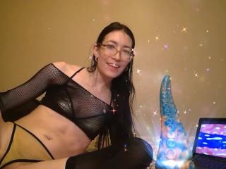 Asian Teen Tentacle Fuck Bad Dragon - Liz Lovejoy - lizlovejoy.manyvids.com