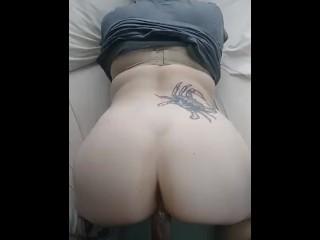 My girl Riding my cock good