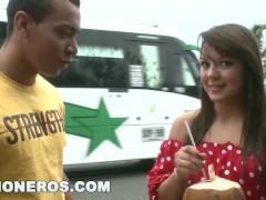 CULIONEROS - A Nataly Le Gusta El Pitillo, Que Puta Mas Sabrosa!!!